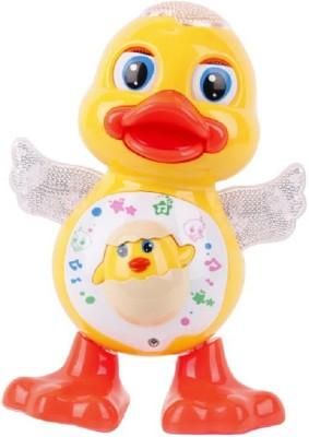 Tiny Mynee Musical Duck(Yellow, Orange)