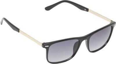 Amaze Wayfarer Sunglasses(Grey)