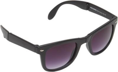 Amaze Wayfarer Sunglasses(Black)