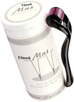 Elmask Mns 540 Titanium Micro Needle System DERMA ROLLER Face Treatment - 0.5mm(200 g) at flipkart