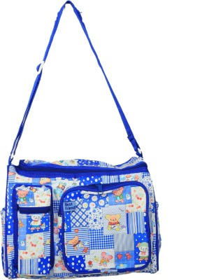 KUBER INDUSTRIES Mama's , Baby Carrier, Travelling Diaper Bag Blue KUBER INDUSTRIES Diaper Bags