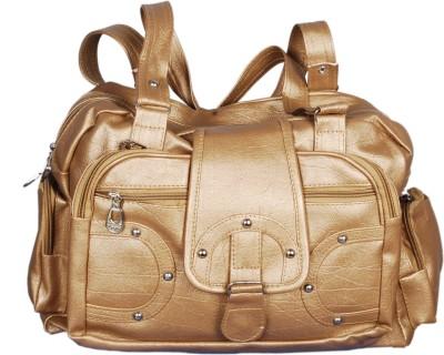 3NG Hand-held Bag(Gold) at flipkart