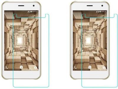 REZAWZ Tempered Glass Guard for Karbonn Titanium 3D(Pack of 1)