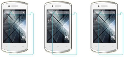 ACM Tempered Glass Guard for Karbonn A8 Star(Pack of 3)
