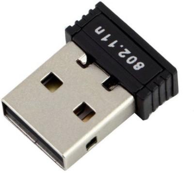 SHOPCRAZE WR- 802.11N USB Adapter(Black)