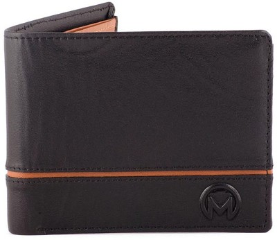 Must Not Just Leather Men Multicolor Genuine Leather Wallet(5 Card Slots)  available at flipkart for Rs.600