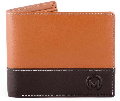 Must Not Just Leather Men Multicolor Genuine Leather Wallet(3 Card Slots)  available at flipkart for Rs.600