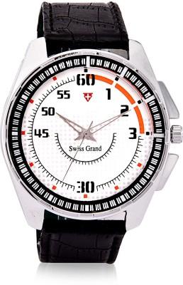 Swiss Grand Grand Analog Watch   For Men