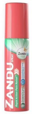Zandu Rapid Action Pain Relief Spray(35 g)