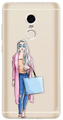 Flipkart SmartBuy Back Cover for Mi Redmi Note 4(Multicolor)