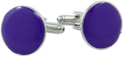 FashMade Brass cufflink(Blue)  available at flipkart for Rs.125
