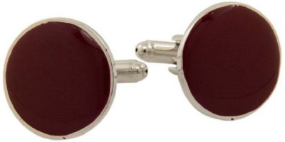 FashMade Brass cufflink(Brown)  available at flipkart for Rs.125