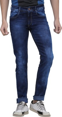 benzora Slim Men's Blue Jeans
