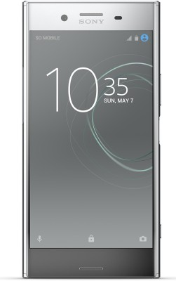 Sony Xperia XZ Premium Dual (Luminous Chrome, 64 GB)(4 GB RAM) at flipkart