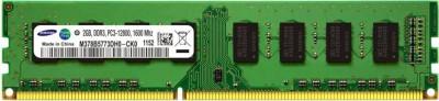 Samsung Original DDR3 2 GB (Single Channel) PC (Samsung DDR3 2GB PC RAM)(Green)