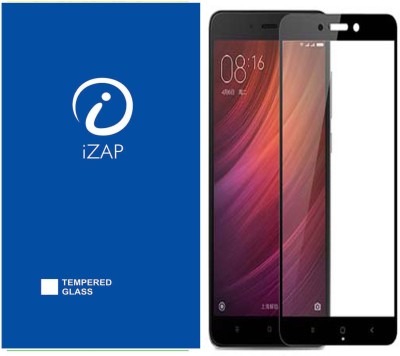 iZAP Tempered Glass Guard for Mi Redmi 4(Pack of 1)