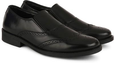Provogue Corporate Casuals(Black) at flipkart