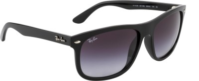 Ray-Ban Wayfarer Sunglasses(Grey) at flipkart