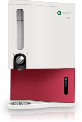 AO Smith X7 9 L RO Water Purifier(White)