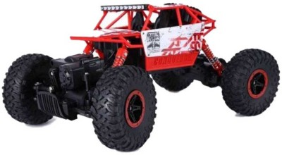 Dhawani Rock Crawler Truck(Red) at flipkart