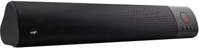 ReTrack WM-1300 L Size High Bass Wireless Soundbar Support Fm TF Card USB Slot Portable Bluetooth Mobile/Tablet Speaker(Black, 2.1 Channel)