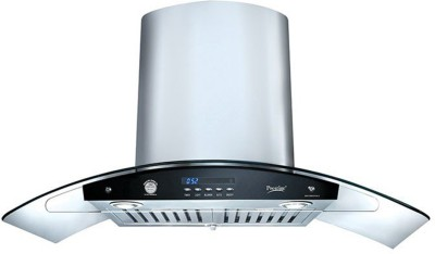 Prestige GKH 900 CM DLX Wall Mounted Chimney(Stainless Steel 1000 CMH)