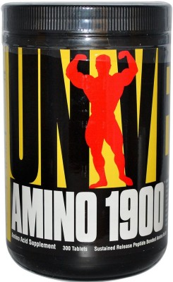 Universal Nutrition Amino 1900 EAA (880gm / 1.94lbs, Unflavoured)