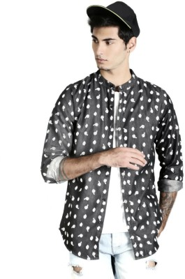 Kook N Keech Disney Men Printed Casual Grey Shirt at flipkart