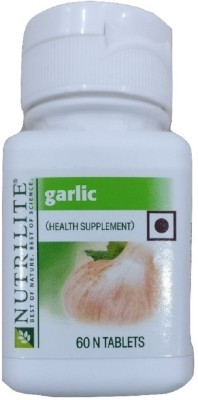 Amway Nutrilite Garlic Heart Care (60 Tablets)