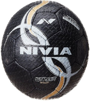 Nivia Street Football Football -   Size: 5(Pack of 1, Multicolor)  available at flipkart for Rs.735