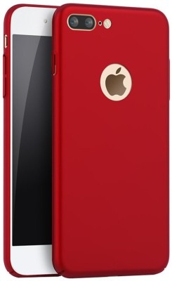Wow Imagine Back Cover for Apple iPhone 7 Plus Red Wow Imagine Plain Cases   Covers