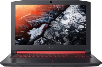 Acer Nitro 5 Core i7 7th Gen - (16 GB/1 TB HDD/128 GB SSD/Windows 10 Home/4 GB Graphics) AN515-51 Gaming Laptop(15.6 inch, Black, 2.7 kg) at flipkart