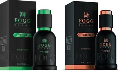 Fogg Combo Pack Of Fogg Trump Scent For Men + Fogg Tuxedo Scent For Men Perfume