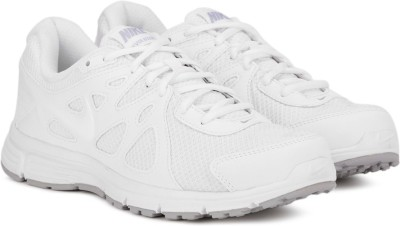 Nike REVOLUTION 2 MSL Running Shoes For Men(White) 1