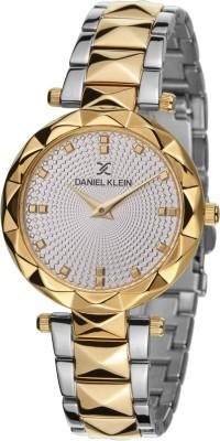 Daniel Klein DK11414-4  Analog Watch For Women