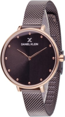 Daniel Klein DK11421-5 brown Women Watch
