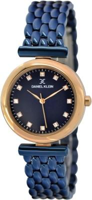 Daniel Klein DK11457-2 Analog Watch - For Women