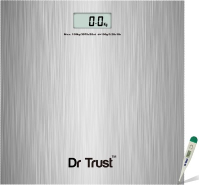 Dr. Trust High Accuracy PLATINUM Digital Scale with Accu Gauge