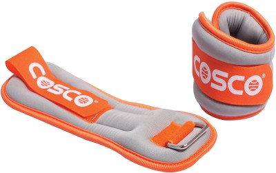 Cosco Exercise Multicolor Ankle Weight(0.5 kg)  available at flipkart for Rs.549