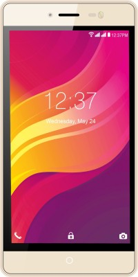 Intex Aqua Power M (Champagne, 8 GB)(1 GB RAM) 1