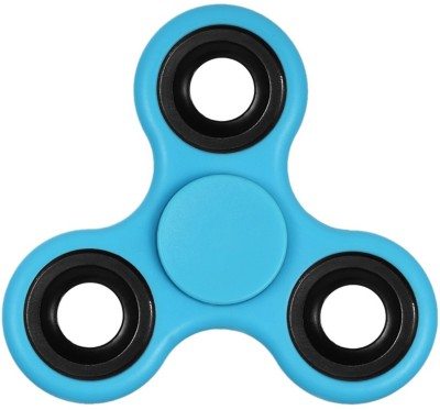 Gadget Hero's Fidget Spinner for ADD, ADHD, Anxiety and Autism ( Blue )(Blue)  available at flipkart for Rs.299