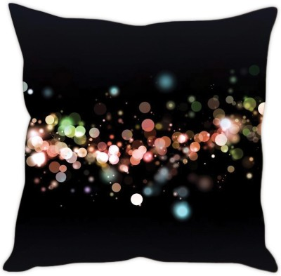 Sleep Nature's Abstract Cushions Cover(40.63 cm*40.63 cm, Multicolor)