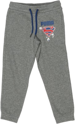 Puma Track Pant For Boy's(Grey Pack of 1)  available at flipkart for Rs.1439