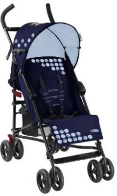 Mia Moda Facile Umbrella Stroller Stroller(Multi, Blue)