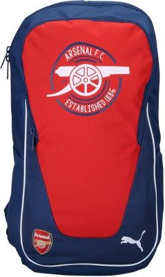 eb5fffbc8784 40% OFF on Puma Arsenal FC Fanwear 24 L Backpack(Multicolor) on Flipkart