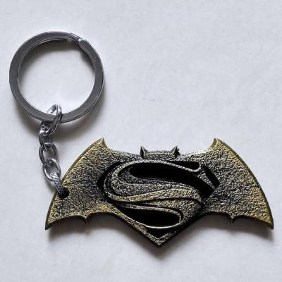 NeoTask Batman v Superman Dawn of Justice textured Metal Key Chain Key Chain