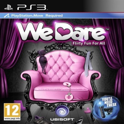 Playstation We Dare (PS3 Video game)  Gaming Accessory Kit(Na, For PS3)  available at flipkart for Rs.583