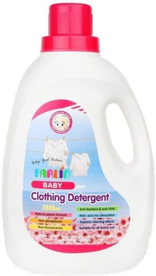 Farlin Anti-bacterial Baby Clothing Detergent (2000ml bottle)(2 L)