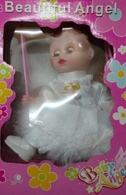 Arkaya BABY ANGEL DOLL(White)