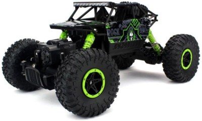 Dhawani Rock Crawler Off Road Race Monster Truck(Multicolor) at flipkart